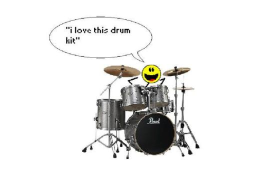 i like this drum kit by smiley-cam
