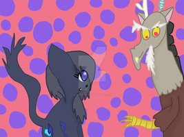 Discord And Mercury by AnimeGurl1012