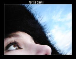 Winter's Here by lovelylouise