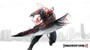 Prototype 2 Wallpaper by andyNroses