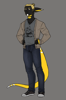 Willful human ref by annicron
