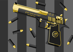 CT - Desert Eagle by Psychotic12