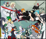 Kill La Bleach by Tyrranux