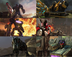 Many of the new characters by jetfire333
