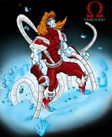 Omega Red by BronxArtist