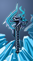 Ice Axe corrupted by orikakiro
