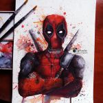 Deadpool by GFArt08