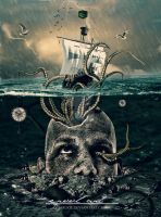 giant of the deep sea by erool