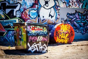 Dumpster by TRE2Photo-n-Design
