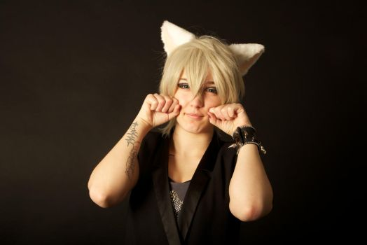 Cosplay cat 2 by chihirophotograper