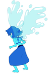 Lapis taking off by KyuubiCore