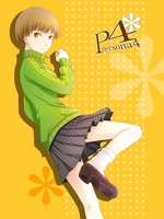 P4 Chie-Kick by Arya032