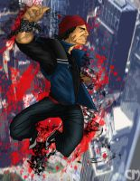 Infamous Second Son by Christopher--Morales