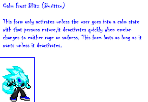 Calm Frost Blitz Bio by FrostBurned-Soul