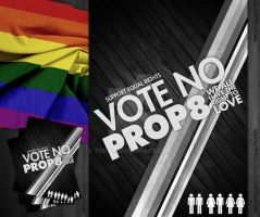 Vote NO on PROP 8 by TheAL
