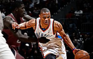 Russell Westbrook by rhurst