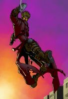 Vash the Stampede... by spider-wal