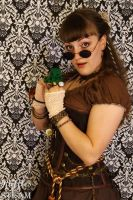 Steampunk Day 2013 by AyraLeona