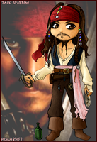 All set - Jack Sparrow by pichu4850