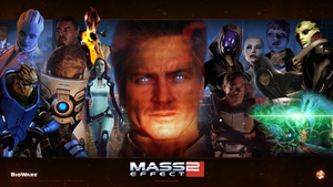 Mass Effect2 - all together by ShanghhaI-Kid