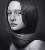 Portrait Practice 0204 by LUN2004