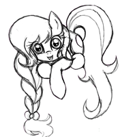 D'awwable - Lazy Sketch by MagicaRin