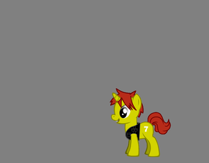 TUGS Pony: Sunshine