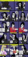 Hellsing bloopers 11-Sing by fireheart1001