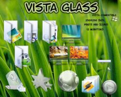 Vista Glass by VenomousJP