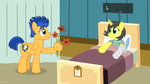 Get Well Soon Pauly by flashlighthouse