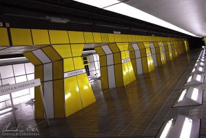 Human Subway by Nightline