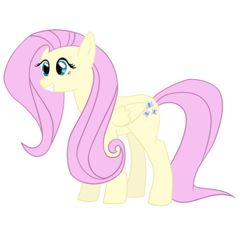 Fluttershy by HauntingGold