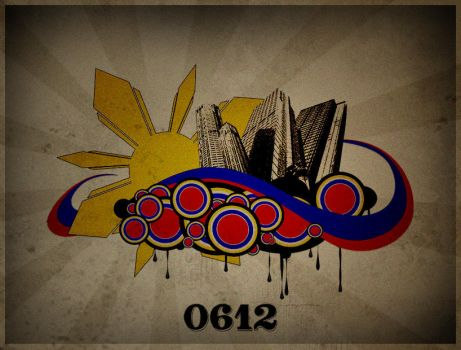 Bandila Wallpaper by AdREPUBLIKA