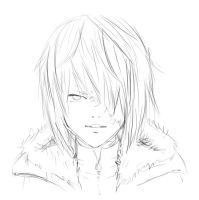 Mello - Sketch by xXNami-sanXx