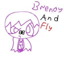 Brend and Fly by Devil-Girl465