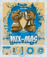 """Peiler AG """"Mix-Mas '09"""" by ThesnOOze"""