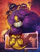 The Maxx by Auronasia by artmunki