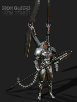 The Iron Guard 2 by blackzig