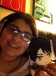 My new Eren plushie! :D by Beatles-Girl-9898