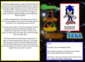 Sonic's Profile by jmkrebs30