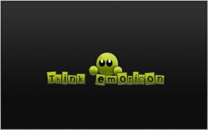 think emote wallpaper by maryduran