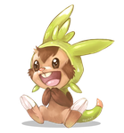 Chespin by Feyrah