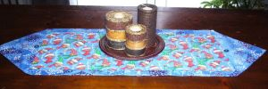 Table Runner on Etsy by Dragonomine
