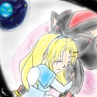 SHADOW and MARIA  official ver by ReNiTS