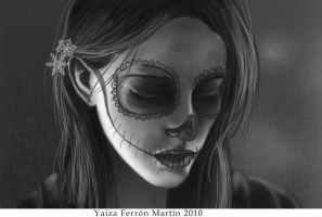 Sugar Skull by yaizafm