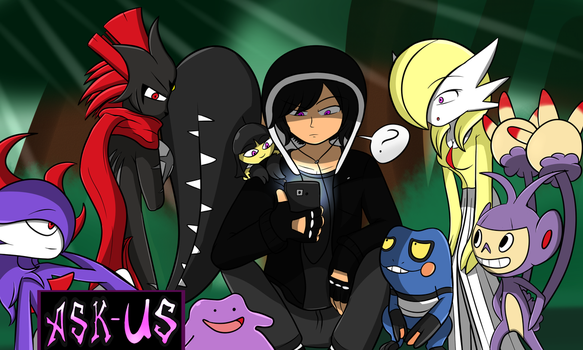 Ask Us Anything On my Blog. by XPhantomSoulX