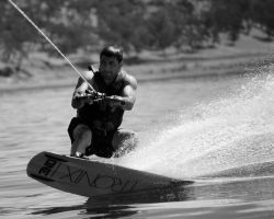 Wake Boarding by sykosys