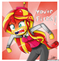 .:Work or YOU'RE FIRED!:. by The-Butch-X