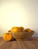 3D oranges made with blender by Roxmate