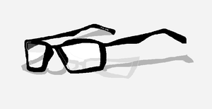 Glasses by EpicDreamer2011